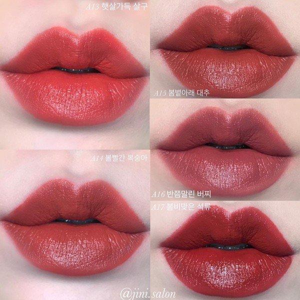 Son Kem Lì Black Rouge Air Fit Velvet Tint ( Version 3 )