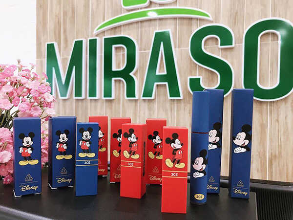 Son Thỏi 3CE Disney Mickey Mouse Lip Color Matte