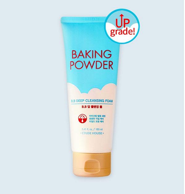 Sữa Rửa Mặt Etude House Baking Powder B.B Deep Cleansing Foam 160ml