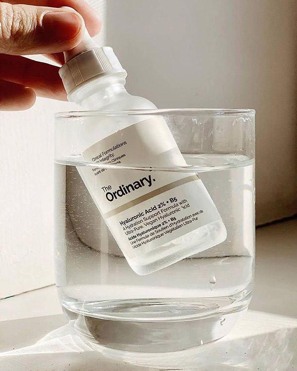 Serum The Ordinary Hyaluronic Acid 2% + B5 Cấp Ẩm, Dưỡng Da