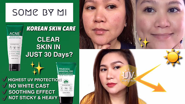 Some By Mi Trucica Mineral 100 Calming Suncream