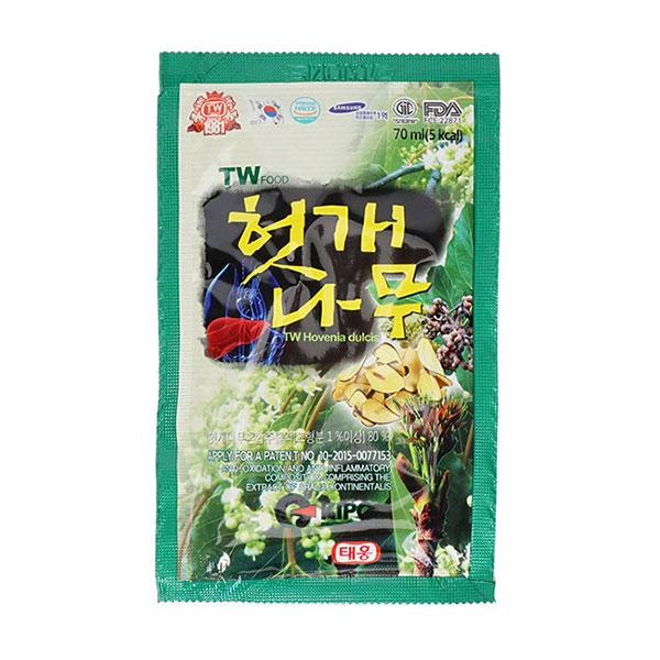 Nước Bổ Gan TW Hovenia Dulcis  Hàn Quốc