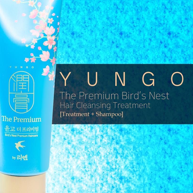 Yungo The Premium Birds Nest Cleansing Treatment