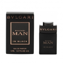 Nước Hoa Nam Bvlgari Man In Black Mini 5ml