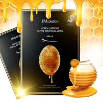Mặt Nạ JMsolution Honey Luminous Royal Propolis Mask Sáp Ong