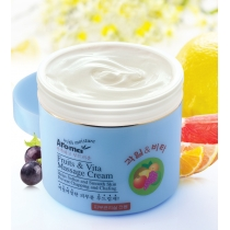 Kem Massage Aroma Fruit & Vita Massage Cream (480g)