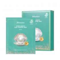 Mặt Nạ  Jm Solution Marine Luminous Hydrogel Mask Pearl Thạch Chiết Xuất Ngọc Trai