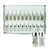 Serum Bergamo Snow White & Vita White Whitening Perfection Ampoule Set