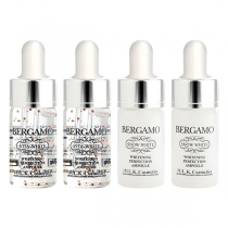 Serum Bergamo Snow White - Vita White Ampoule Set