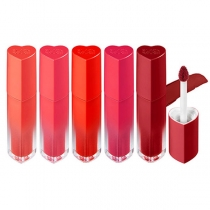 [MỚI] Son Kem Black Rouge Color Lock Heart Tint Siêu Lì
