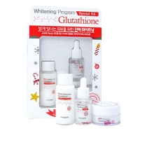 Bộ Dưỡng Da Angels Liquid Whitening Program Glutathione Special Kit
