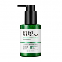Sữa Rửa Mặt Some By Mi Bye Bye Blackhead 30 Days Miracle Green Tea Tox Bubble Cleanser