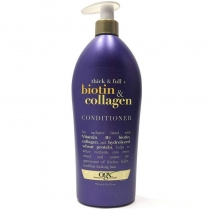 Dầu Xả OGX Thick & Full Biotin & Collagen Conditioner 750ml