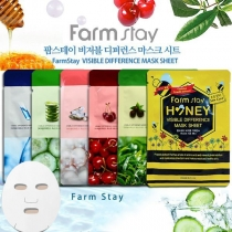 Mặt Nạ Dưỡng Da Farm Stay Visible Difference Mask Sheet
