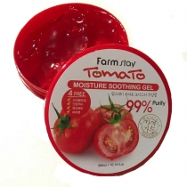 Gel Dưỡng Ẩm Farm Stay Tomato Moisture Soothing Gel 300ml