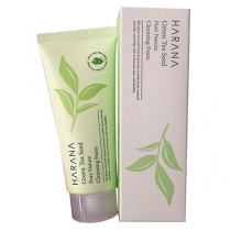 Sữa Rửa Mặt Harana Green Tea Seed Pure Nature Cleansing Foam
