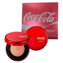 Phấn Nước The Face Shop Ink Lasting Cushion Coca Cola Special Edition
