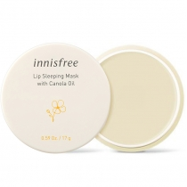 Mặt Nạ Ngủ Môi Innisfree Lip Sleeping Mask With Canola Oil 17g