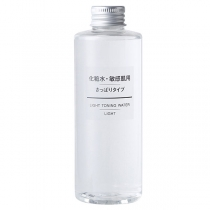 Nước Hoa Hồng Muji Light Toning Water Light
