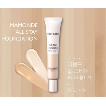 Kem Nền Mamonde All Stay Foundation SPF25 PA++ 20ml