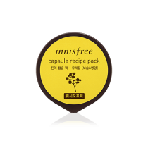 Mặt Nạ Ngủ Innisfree Capsule Recipe Pack Chiết Xuất Mật Ong 10ml
