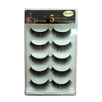Lông Mi 5 Set Thick Long False Eyelashes 3D-610