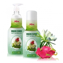 Sữa Tắm Mira Happy Natural Bath Dragon Flower