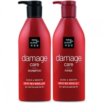 Bộ Dầu Gội - Dầu Xả Mise En Scene Damage Care Sleek and Smooth