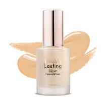 Kem Nền Etude House Double Lasting Serum Foundation 30g