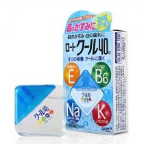 Thuốc Nhỏ Mắt Rohto Nhật Bản Vita 40 12ml Màu Xanh