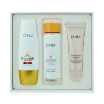 Bộ Dưỡng Da Ohui Day Shield Perfect Sun Red SPF 50+/PA++++
