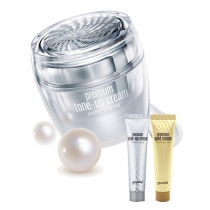 Set Dưỡng Da Goodal Premium Tone Up Cream Gift Set