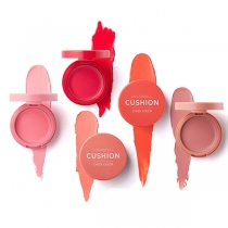 Phấn Má hồng Aritaum Sugarball Cushion Cheek Color