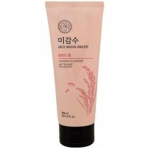 Sữa Rửa Mặt The Face Shop Rice Water Bright Foaming Cleanser 150ml