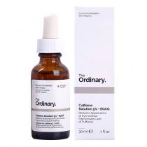 Serum The Ordinary Caffeine Solution 5% + EGCG 30ml Trị Thâm Vùng Mắt