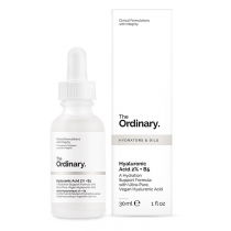 Serum The Ordinary Hyaluronic Acid 2% + B5 Cấp Ẩm, Dưỡng Da